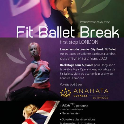 Fit'Ballet Break : London